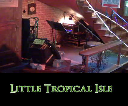 Little Tropical Isle Live Web Cam Streaming