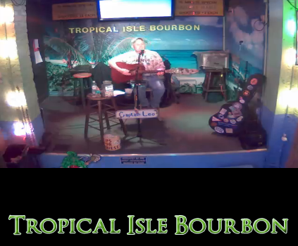 Tropical Isle at Bourbon & Orleans Live Web Cam Streaming