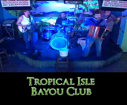 Tropical Isle Bayou Live Web Cam Streaming