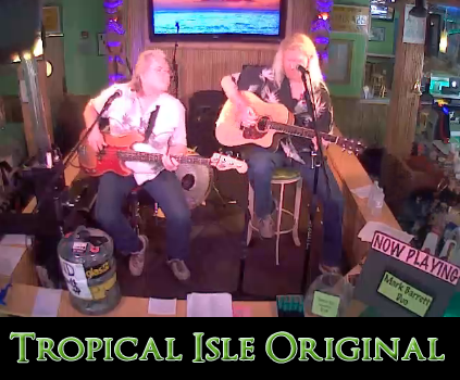 Tropical Isle Original Live Web Cam Streaming